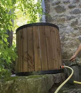 Bac Récupérateur D Eau De Pluie : tout savoir sur la r cup ration d 39 eau de pluie leroy merlin ~ Premium-room.com Idées de Décoration