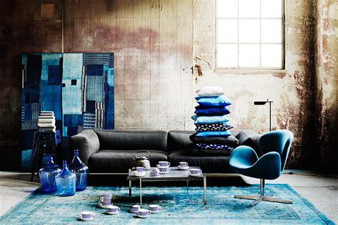 indigo decor indigo blue and denim for your home
