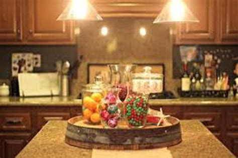 how to decorate your kitchen island how to decorate your kitchen island for christmas 5 ways for festive feeling home improvement day
