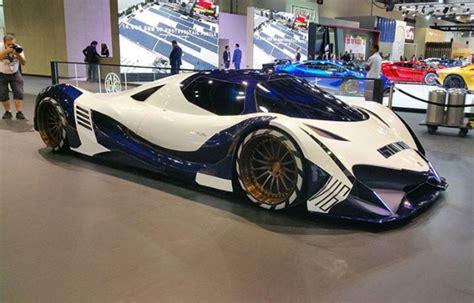 Dubai 5000 Hp Car by Devel Sixteen Makes 5 000 Hp And Aims For 310 Mph Geeky