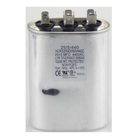fan capacitor home depot tradepro replacement evaporator fan motor 1 4 hp three