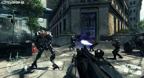 Crysis 2'den Mükemmel Ekran Görüntüleri