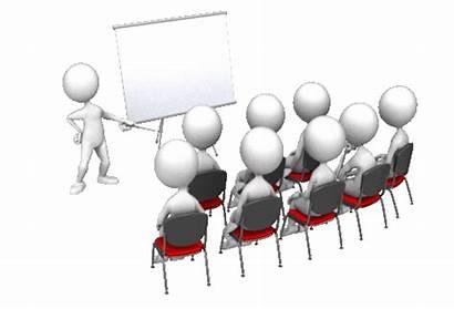 Training Employee Development Presenting Audience Important Plan