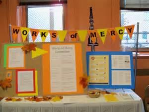 Ministry Fair Table Ideas