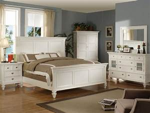 Summer Breeze Panel Bed By Thomas Cole HOM Furniture