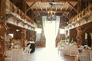 wedding barns 20 of the cutest rustic barn weddings