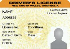 cool wallpapers australian drivers licence