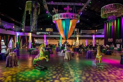 Conference Events Event Carnival Colorful Mardi Gras