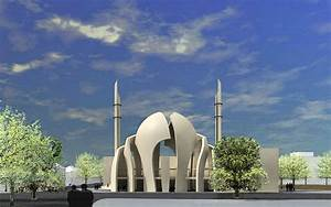 World beautiful Mosques: The Cologne Mosque