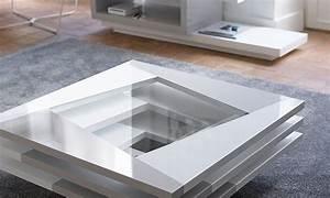 Table Basse Carrée : table basse carr e city antoine motard 1 ~ Teatrodelosmanantiales.com Idées de Décoration