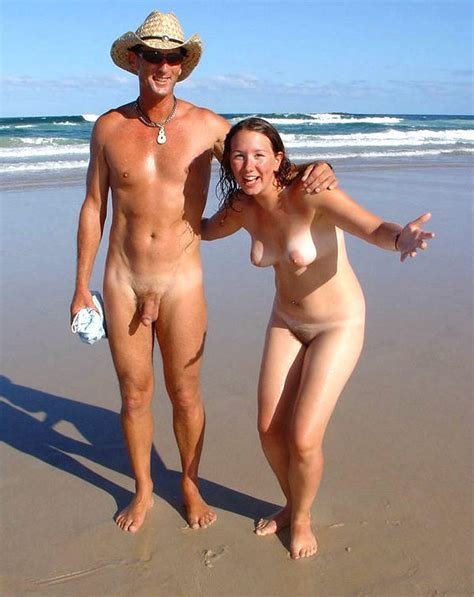 My First Nude Encounter Was When I Was Younger And Very