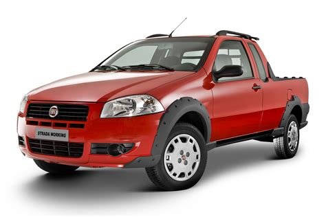 Fiat Strada by Fiat Strada Working 2010 01 All The Cars
