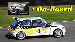 Super Fast 220 Hp Renault 5 Gt Turbo - Action  On-board  U0026 Pure Sound