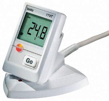 relevé temperature chambre froide haccp materiel pour le controle de la chaine du froid