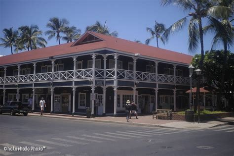 panoramio photo  lahaina pioneer inn