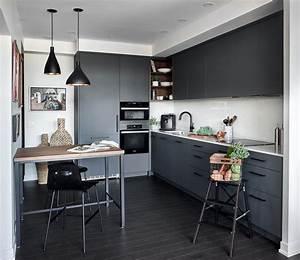 Modern, Condo, Kitchen, In, Toronto, U2014, Designstrom