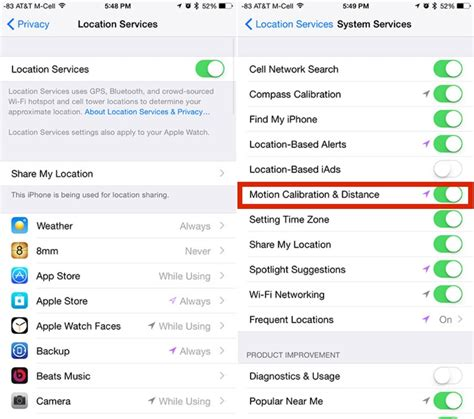 location services on iphone how to calibrate apple for a more accurate offline