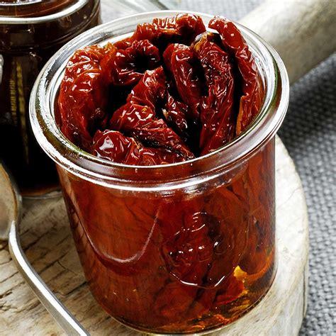 cuisiner tomates cerises tomates séchées à l 39 huile d 39 olive une recette végétarien