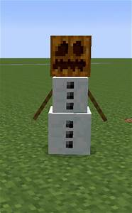 Minecraft Snow Golem - Minecraft Information