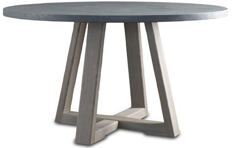 driftwood round dining table saratoga driftwood round dining table sr 301 brownstone