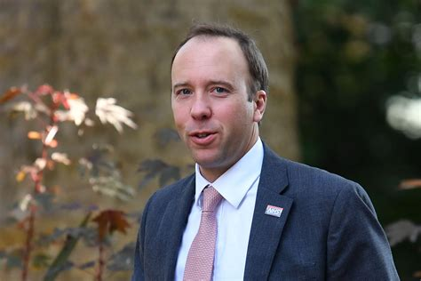 Matt Hancock hails progress on vaccines and says NHS staff ...