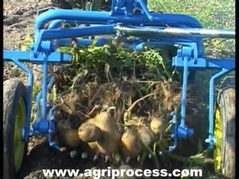 arracheuse de pomme de terre pour motoculteur