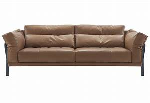 Ligne Roset Bettsofa : sofa steel frame upholstered in leather cityloft ligne roset luxury furniture mr ~ Markanthonyermac.com Haus und Dekorationen