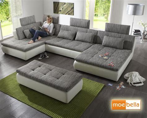 Big Sofa Mit Bettfunktion ++ Besonderes Sofa ++ Testsieger
