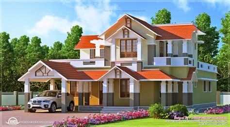 eco friendly houses kerala style dream home design