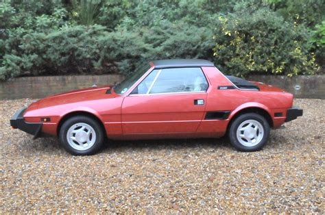 Fiat X19 by 1983 Fiat X19 For Sale In 01420474411 Lca