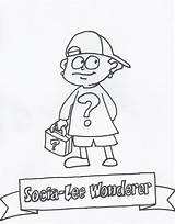 Superflex Social Skills Thinkables Wonderer Lee Wonder Coloring Socia Questions Games Remind Thinking Think Unthinkables Autism Team Pages Classroom sketch template