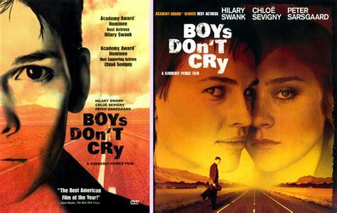 The European Cut Of Boys Don't Cry Is A Myth