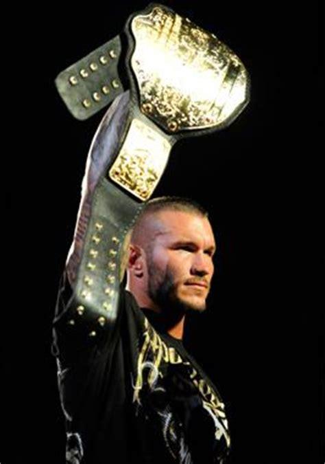 wwe randy orton  world heavyweight champion wallpapers
