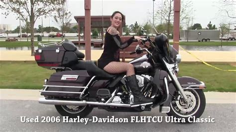 Ebay Motors Harley Davidson by Used 2006 Harley Davidson Ultra Classic For Sale On Ebay