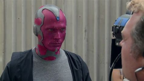 watch paul bettany transforms into 'the vision in 'avengers age of ultron