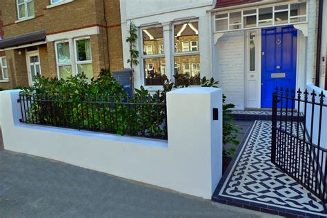 front garden walls ideas uk pdf