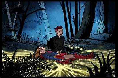 Supergirl Savannah Dc Kara Danvers Comics Comickergirl