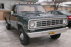 1976 Dodge Power Wagon Parts
