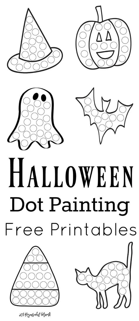 best 25 do a dot ideas on fall preschool 190 | cc594f314c80d5d2683984716a6a316d preschool halloween fall preschool