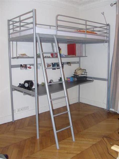 lit superposé bureau ikea lit mezzanine adolescent ikea chaios com