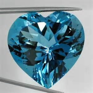 Blue Topaz Birthstone Month
