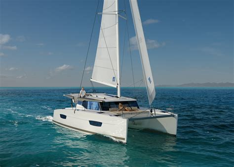 Catamaran News by New Fountaine Pajot Lucia 40 Catamarans For Sale