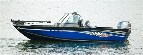 Alumacraft Boat Models by 2018 Alumacraft 165 Sport Boat