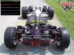 Corvette Rolling Chassis Measurements