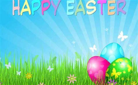 Free Full Screen Easter Wallpaper