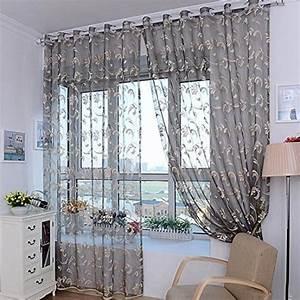 Rideau Pour Chambre : modele rideau pour chambre a coucher ~ Melissatoandfro.com Idées de Décoration