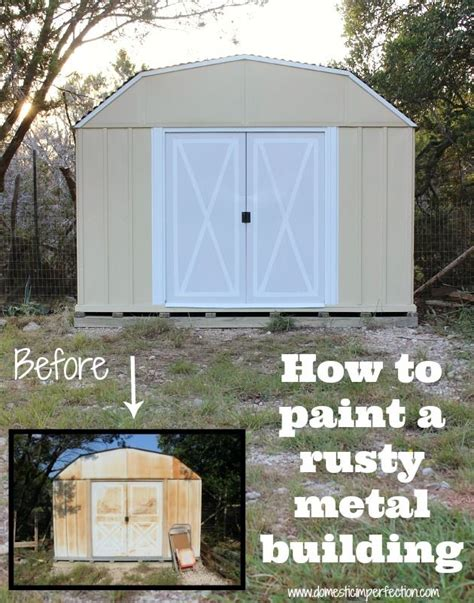 How To Build Metal Shed by Metal Shed On Metal Storage Sheds Corner