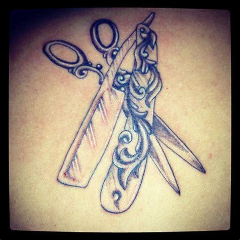 My Barber Tattoo