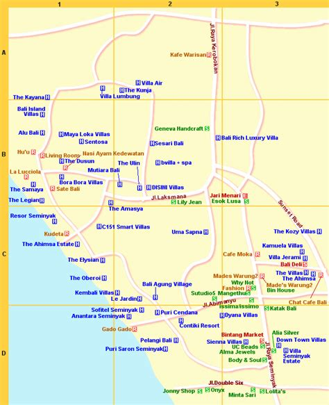 bali island hotels map information bali weather forecast