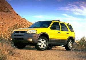 The Ultimate Car Guide  Ford Escape